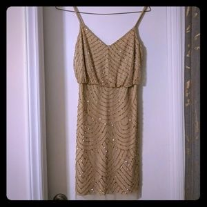Adrianna Papel Sequin Dress
